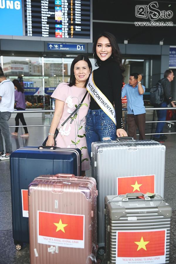 Tường Linh khoe vòng eo 54cm trước khi lên đường chinh phục Hoa hậu Liên lục địa-2