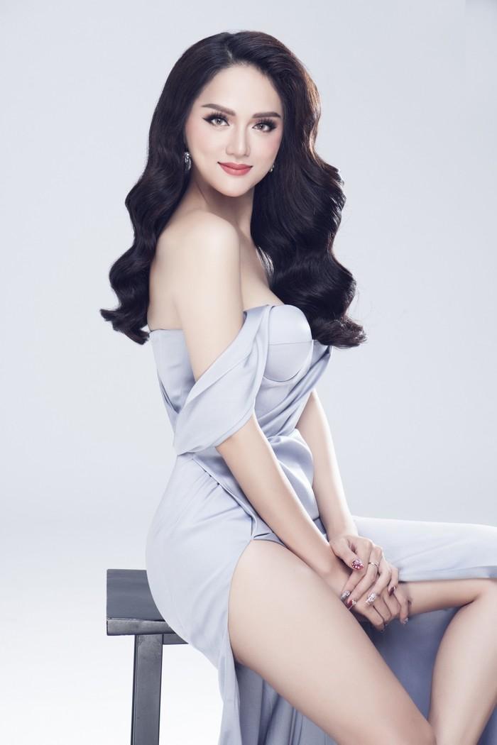Nhan sắc yêu kiều của mỹ nhân chuyến giới khiến Hương Giang Idol phải lo sợ khi chinh phục ngôi hoa hậu-1