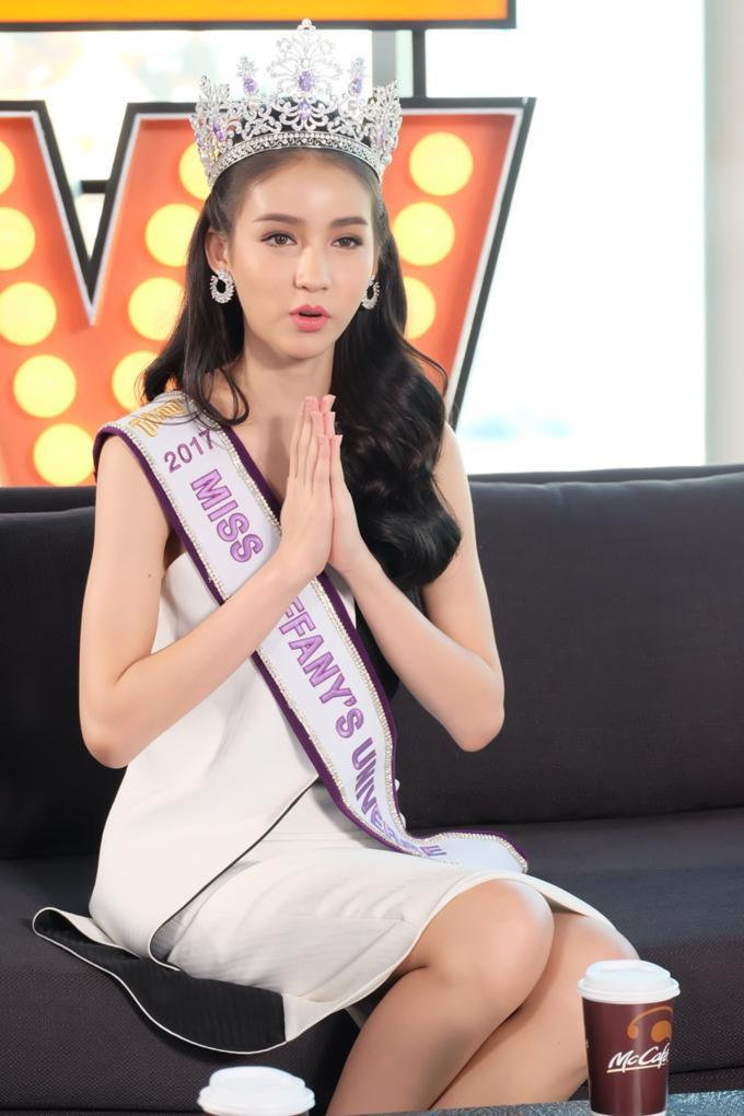 Nhan sắc yêu kiều của mỹ nhân chuyến giới khiến Hương Giang Idol phải lo sợ khi chinh phục ngôi hoa hậu-4