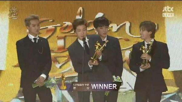 BigBang đạt giải 'Grammy xứ Hàn' năm nay với album phát hành từ… 2015-4