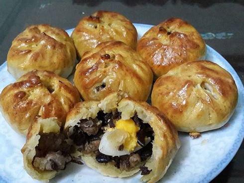 Về Nam Định ăn bánh xíu páo một lần nhớ mãi