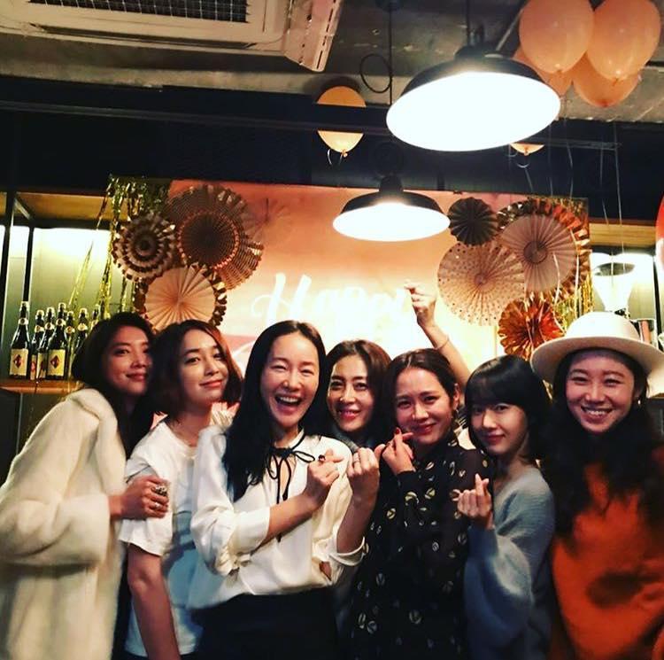 Sao Hàn 11/1: Dàn mỹ nhân Hàn quy tụ tại tiệc sinh nhật người đẹp Hương mùa hè Son Ye Jin-1