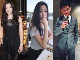 Điểm danh những cô út, cậu út 'trai xinh gái đẹp' trong hội con nhà giàu Việt