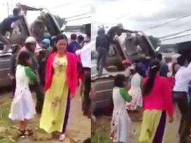 Thực hư thông tin xe rước dâu gặp tai nạn làm nhiều người thương vong