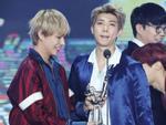 Suốt 9 năm qua, Daesang của Grammy xứ Hàn không rời SM và BTS vừa phá bỏ nó!