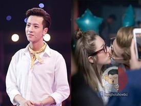 Lộ ảnh hôn cô gái lạ mặt khi vẫn tham gia show 'Vì yêu mà đến', Phí Ngọc Hưng khẳng định cả 2 chỉ là bạn