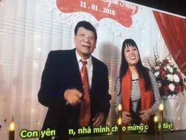 Bố mẹ hai bên hát rap trong đám cưới Nhật Anh Trắng