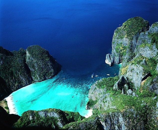 10 bãi biển đẹp nhất Thái Lan-1