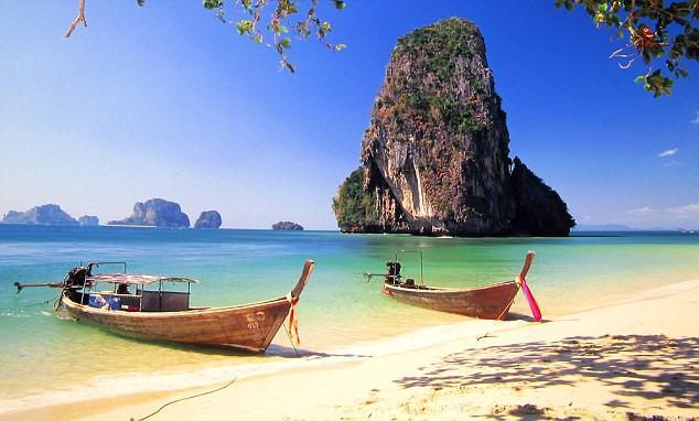 10 bãi biển đẹp nhất Thái Lan-3