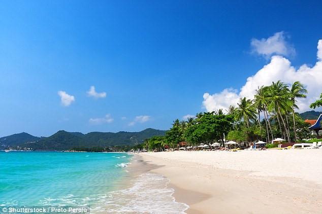 10 bãi biển đẹp nhất Thái Lan-4