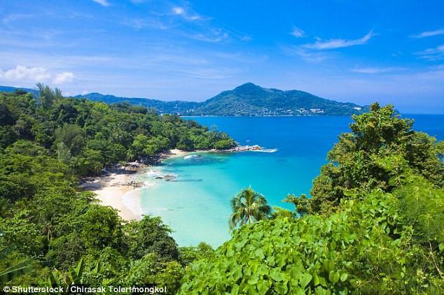 10 bãi biển đẹp nhất Thái Lan-6