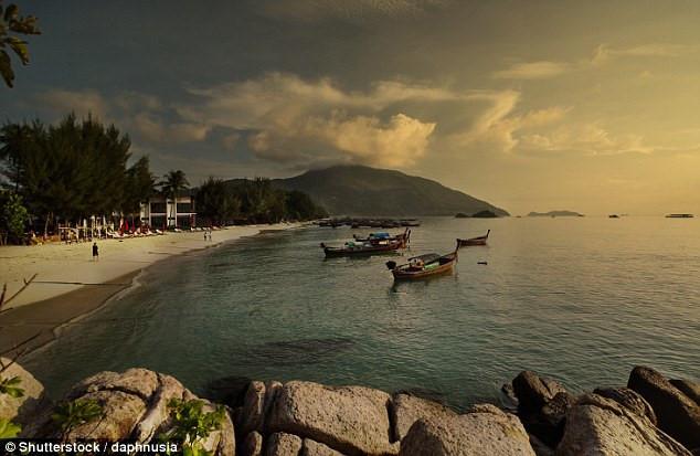 10 bãi biển đẹp nhất Thái Lan-9