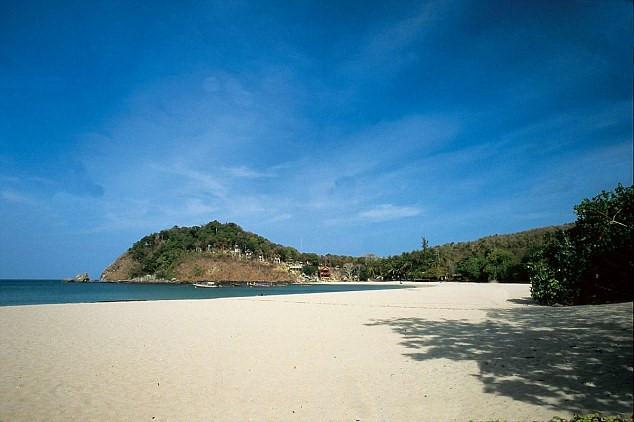 10 bãi biển đẹp nhất Thái Lan-10