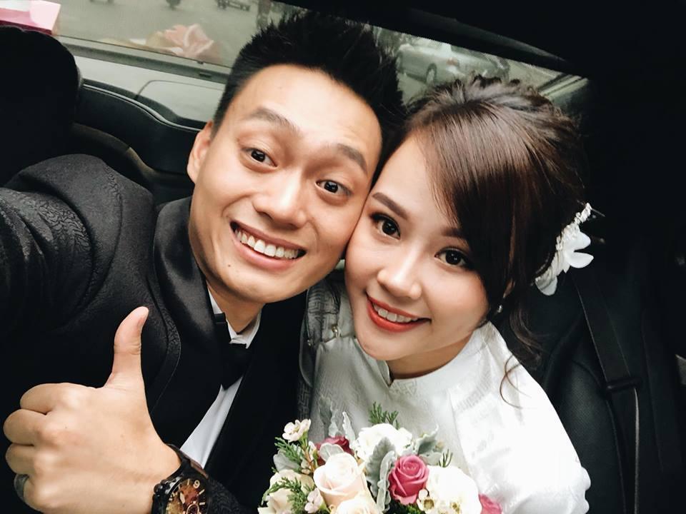 Lời thề phu thê siêu lầy lội của thánh chế Nhật Anh Trắng và vợ trong ngày cưới-2