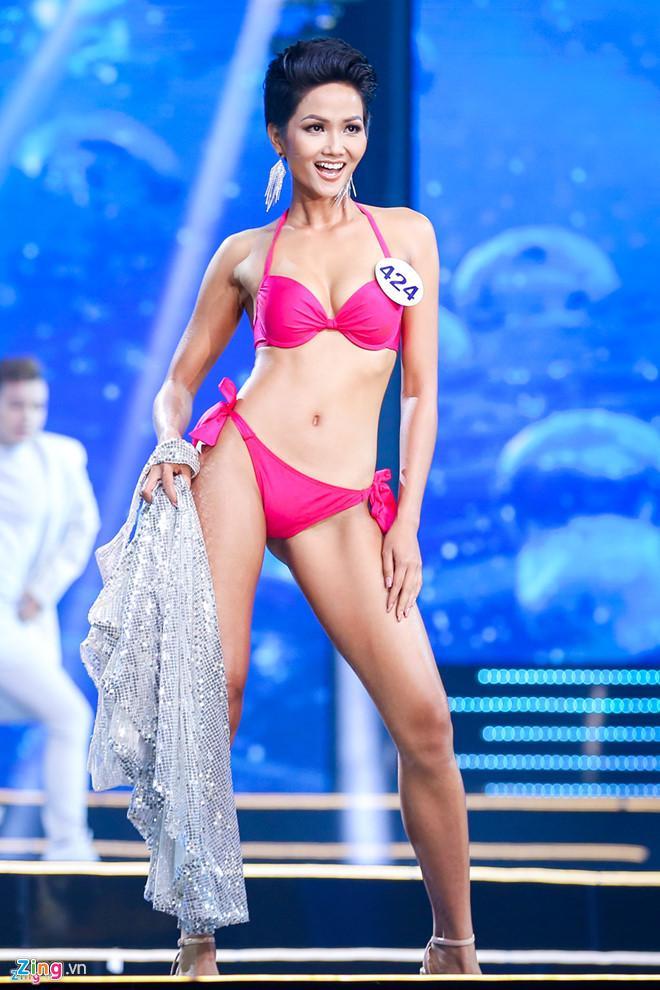 Bí quyết để sở hữu thân hình quyến rũ như Hoa hậu Hoàn vũ Việt Nam HHen Niê-2
