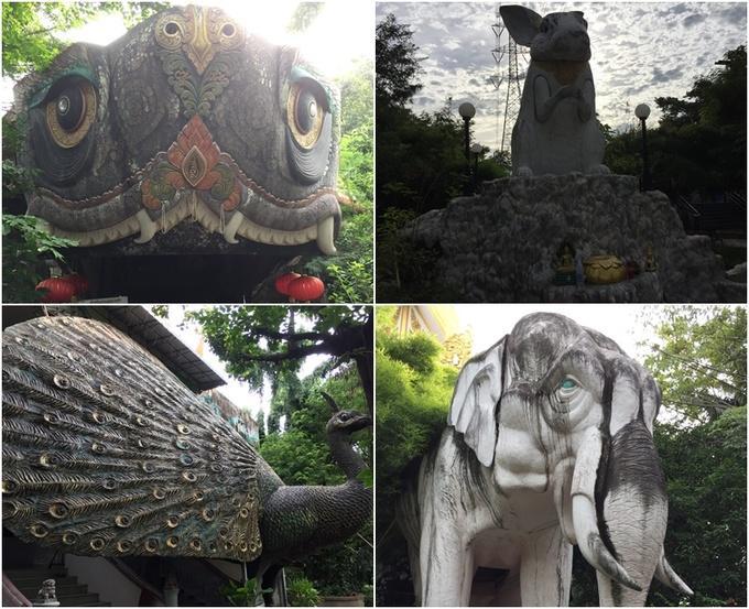 Ngôi đền rồng uốn lượn độc đáo ở Thái Lan-6