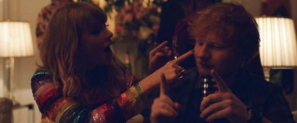Taylor Swift lái mô tô, say sưa tiệc tùng cùng Ed Sheeran trong MV End Game-3