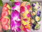 Bất ngờ với món gỏi cuốn hoa tươi Việt Nam hút khách trên đất Mỹ