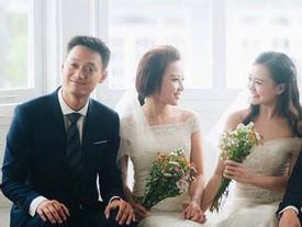 Nhật Anh Trắng: 'Vợ là cô gái đáng yêu, xinh xắn và lầy giống mình'