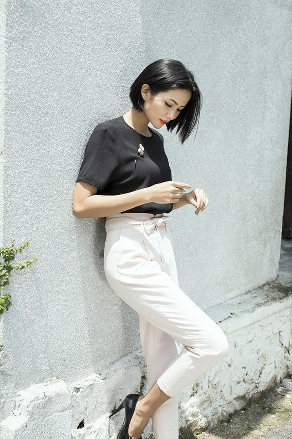 Phong cách thời trang giản dị của tân Hoa hậu Hoàn vũ HHen Niê-3