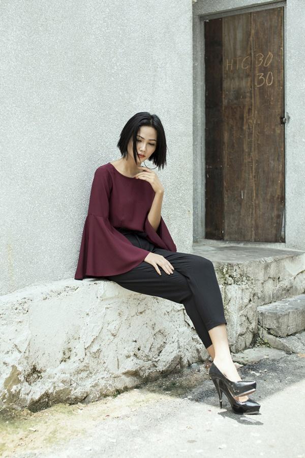 Phong cách thời trang giản dị của tân Hoa hậu Hoàn vũ HHen Niê-4