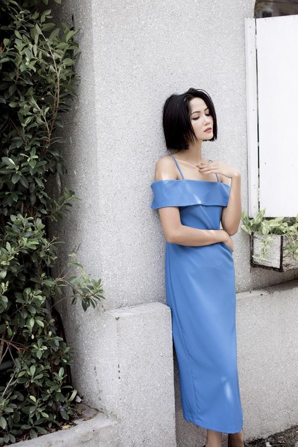 Phong cách thời trang giản dị của tân Hoa hậu Hoàn vũ HHen Niê-5