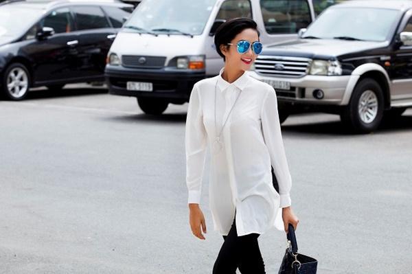 Phong cách thời trang giản dị của tân Hoa hậu Hoàn vũ HHen Niê-8