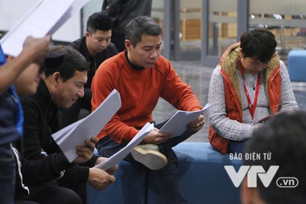 HOT: Hé lộ hình ảnh mới từ hậu trường tập Táo quân 2018-3