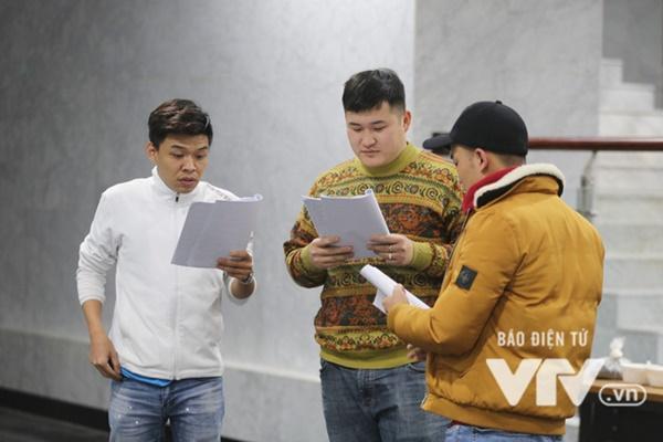 HOT: Hé lộ hình ảnh mới từ hậu trường tập Táo quân 2018-4