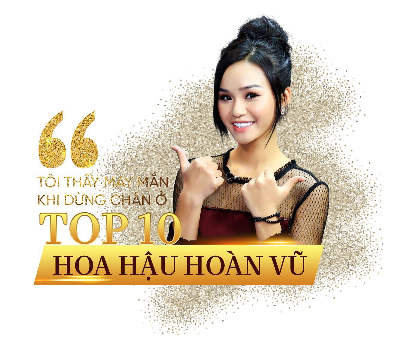 Lê Thu Trang - cô gái đá váy Mâu Thủy: Tôi sẽ là đối thủ đáng gờm tại Hoa hậu Hoàn vũ Việt Nam 2019-1