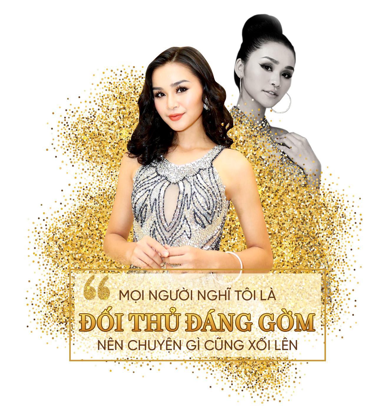 Lê Thu Trang - cô gái đá váy Mâu Thủy: Tôi sẽ là đối thủ đáng gờm tại Hoa hậu Hoàn vũ Việt Nam 2019-3