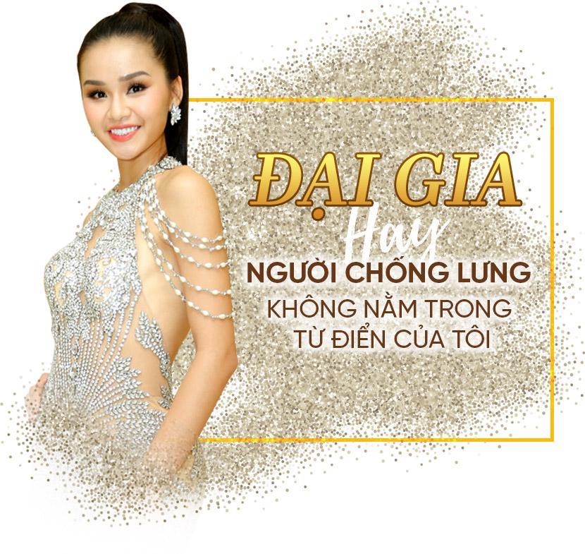 Lê Thu Trang - cô gái đá váy Mâu Thủy: Tôi sẽ là đối thủ đáng gờm tại Hoa hậu Hoàn vũ Việt Nam 2019-5
