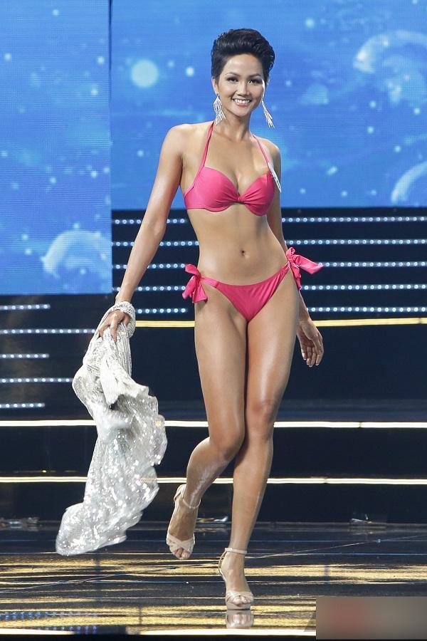 Sở hữu vẻ đẹp quốc tế, HHen Niê có thay đổi được vị thế nhan sắc Việt tại Hoa hậu Hoàn vũ Thế giới 2018?-3
