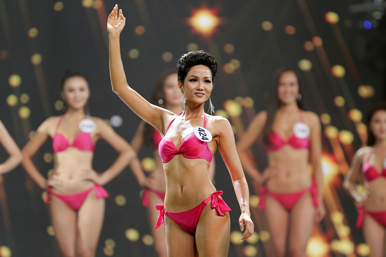 Sở hữu vẻ đẹp quốc tế, HHen Niê có thay đổi được vị thế nhan sắc Việt tại Hoa hậu Hoàn vũ Thế giới 2018?-6