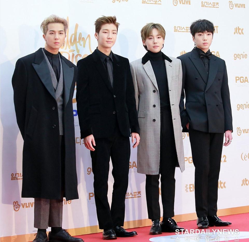 Những ca sĩ vơ vét giải thưởng Hàn Quốc đầu năm mới-6