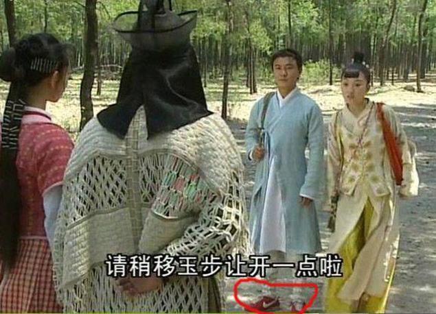 Chết cười với những hạt sạn xuyên không về thời xưa trong phim cổ trang Hoa ngữ-8