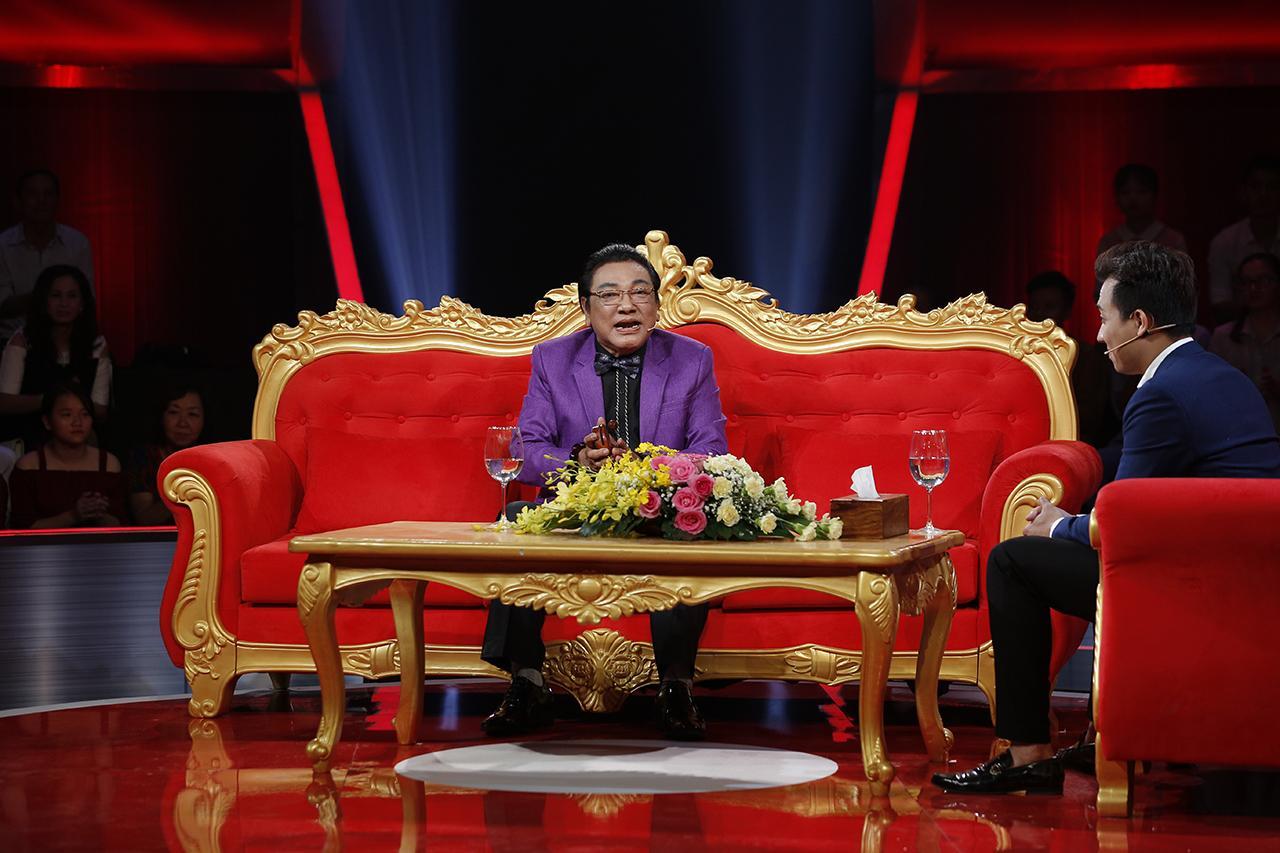 Danh hài Phú Quý tiết lộ quá khứ bỏ nhà bỏ học chỉ vì quá đam mê nghề hát-1