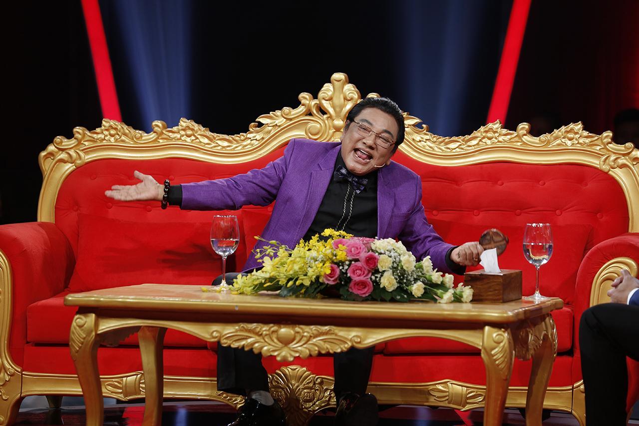Danh hài Phú Quý tiết lộ quá khứ bỏ nhà bỏ học chỉ vì quá đam mê nghề hát-2