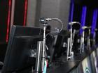 Cận cảnh phòng game siêu hoành tráng cho giải Liên Minh Huyền Thoại 2018