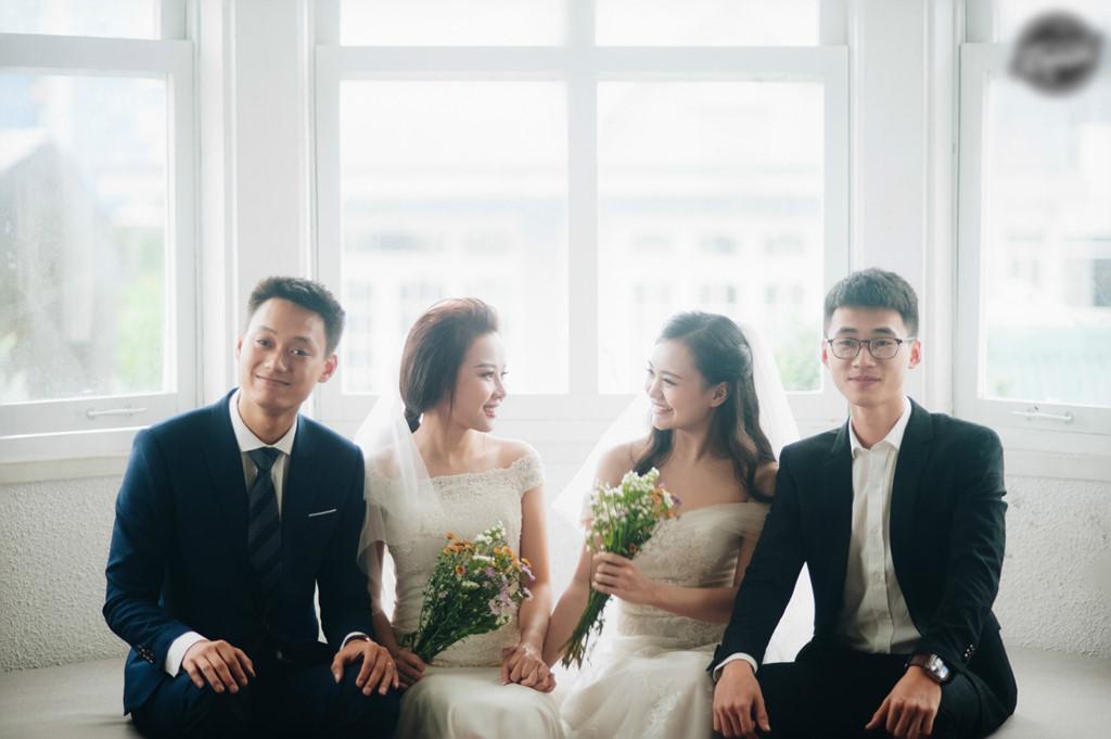 Ảnh cưới không lầy lội như ngày thường của Nhật Anh Trắng và vợ-1