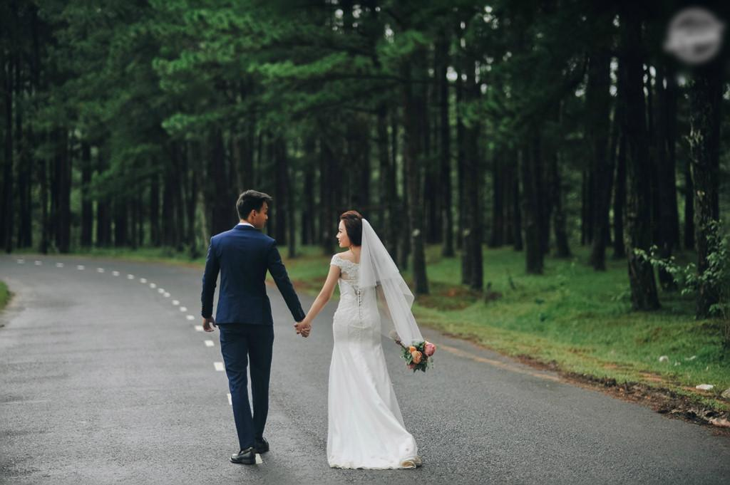 Ảnh cưới không lầy lội như ngày thường của Nhật Anh Trắng và vợ-10