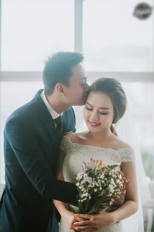 Ảnh cưới không lầy lội như ngày thường của Nhật Anh Trắng và vợ-4