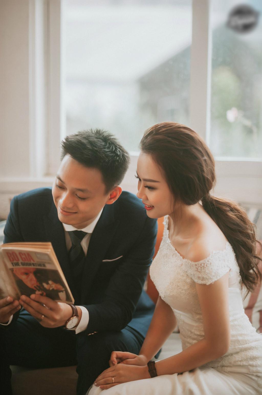 Ảnh cưới không lầy lội như ngày thường của Nhật Anh Trắng và vợ-5