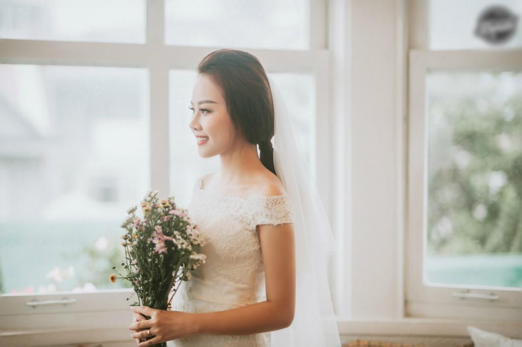 Ảnh cưới không lầy lội như ngày thường của Nhật Anh Trắng và vợ-6