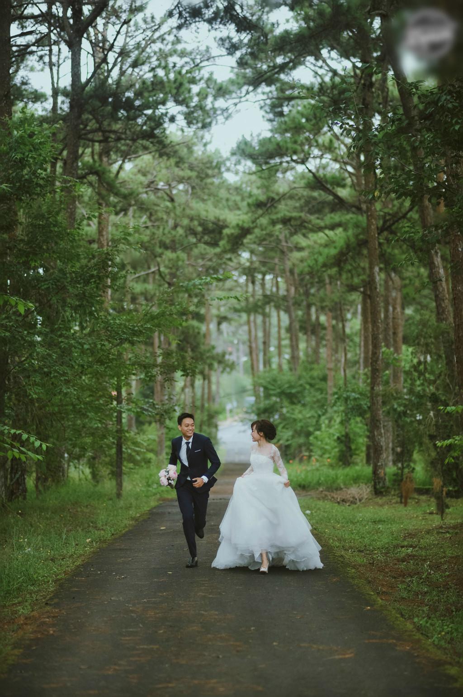 Ảnh cưới không lầy lội như ngày thường của Nhật Anh Trắng và vợ-9