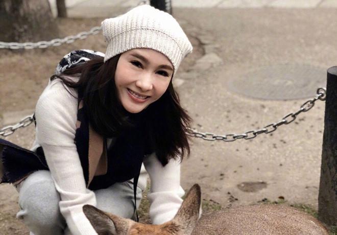 Mỹ nhân TVB Lê Tư mặt sưng và cứng đơ, bị nghi thẩm mỹ-2