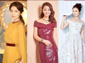 Các 'gái một con trông mòn con mắt' còn không học ngay gu thời trang của Lâm Tâm Như!