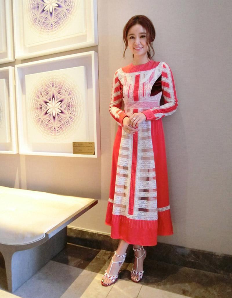 Các gái một con trông mòn con mắt còn không học ngay gu thời trang của Lâm Tâm Như!-11