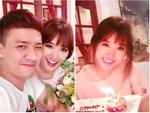 Tin sao Việt: Tiệc kỷ niệm 2 năm yêu nhau của vợ chồng Trấn Thành giản dị không ngờ
