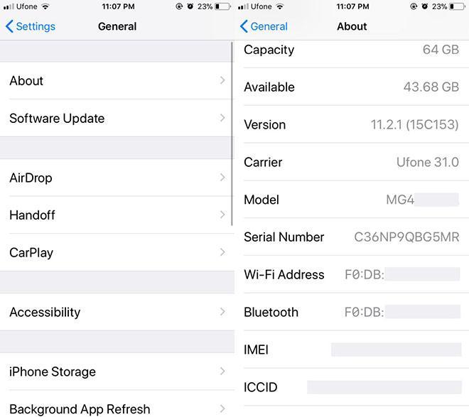 Làm thế nào phân biệt iPhone là sản phẩm mới hay tân trang-2